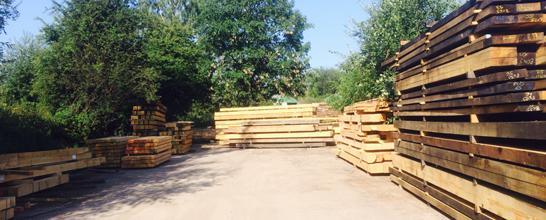Air dried beams