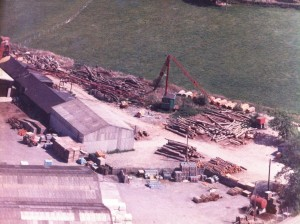 oak processing site