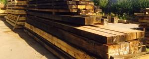 Square edge joinery oak